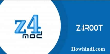 Z4root se android mobile ko root kaise kare