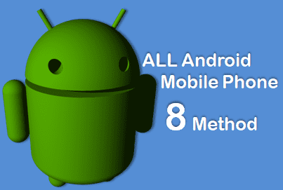 android mobile phone ko root kaise kare 8 method