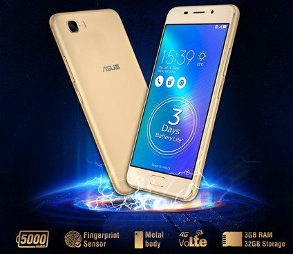 Asusn Zenfone 3s max phone image pic features details in india