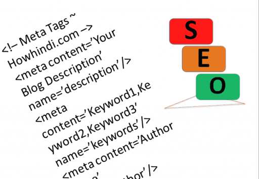 Meta Tag Description Blogger Me कैसे ADD करें [SEO Practice]