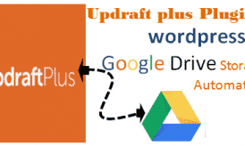 UpdraftPlus Plugin Se WordPress Blog Backup कैसे लेते है