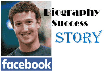 mark Zuckerberg biography success story