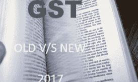 New GST Rate List 2017 हिंदी in India Item's Tax List