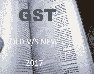 new GST Rate 2017 india