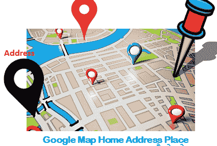 google maps address place add