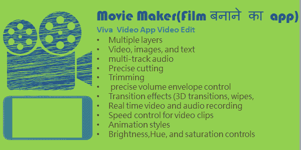 film banane ka app best video editor android mobile phone hindi
