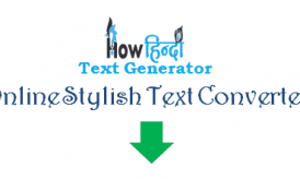 Stylish Text Generator- Fonts Style Name Maker Online