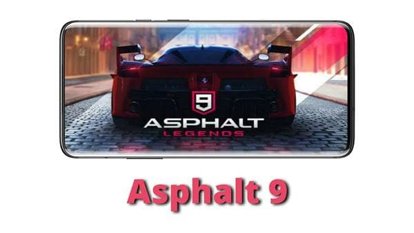 Asphalt 9 Car racing wala game download