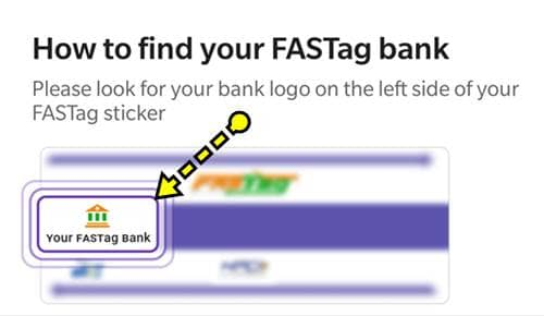 FASTag Bank Name Find Kaise Check Kare