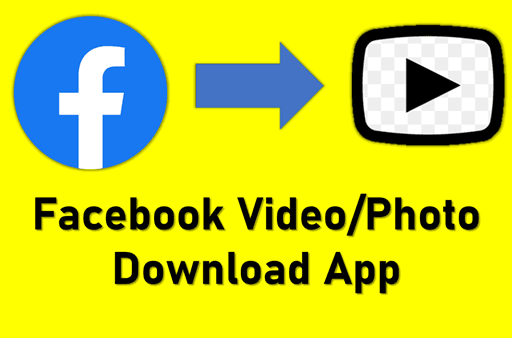 Facebook Video Photo Download करने वाला App [2020]