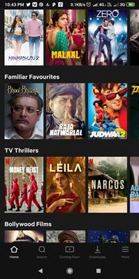 Film Dekhne Wala Apps Online Streaming Movie Netflix