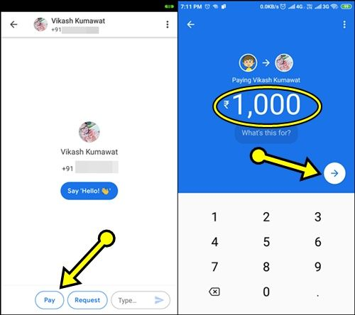 Google Pay App Money Transfer Bank To Bank