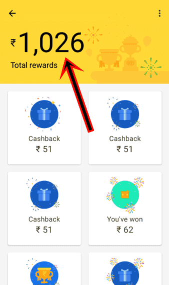 Google Pay Earning Free Recharge money