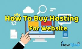 Hosting कैसे ख़रीदे? [How To Buy Hosting in Hindi]
