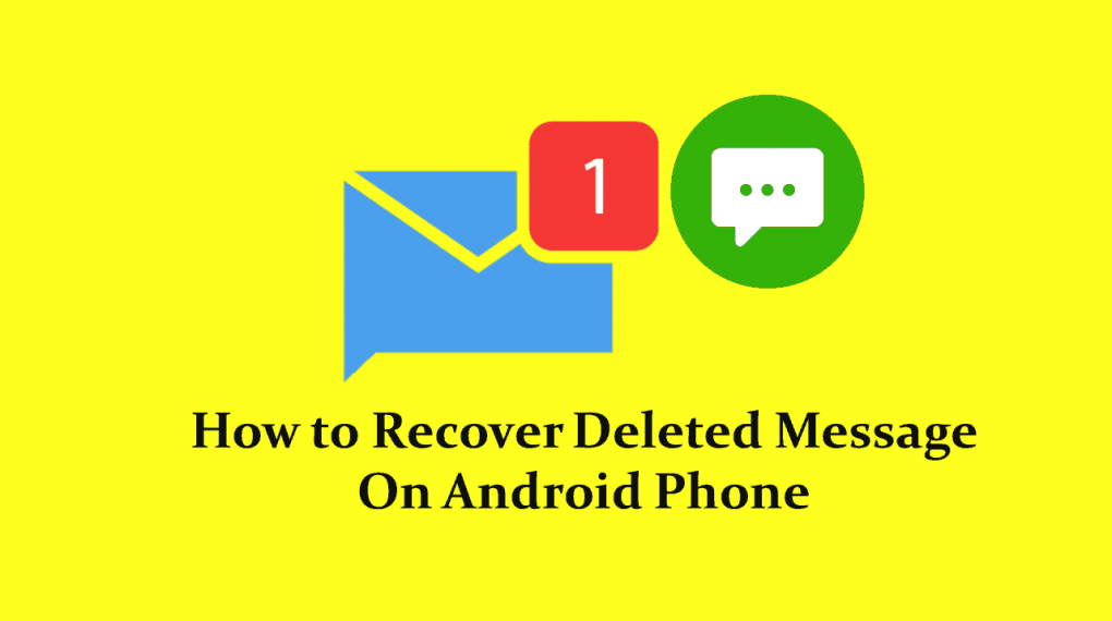 How To Recover Deleted Message on Android Smartphone Hindi