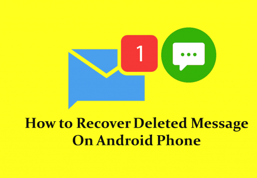 How to Recover Deleted Message on Smart Phone in Hindi