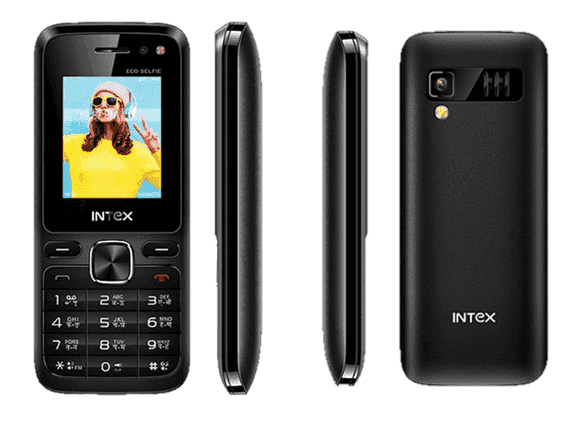 Intext Eco Selfie Sabse Sasta Mobile pHone in india with Price