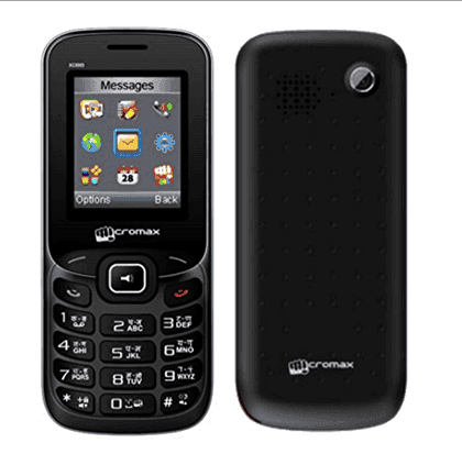 Micromax X088 Sabse Sasta Mobile Phone in india with Price