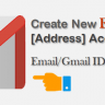 Create New email account in Hindi [Gmail ID कैसे बनाये और mail भेजे]
