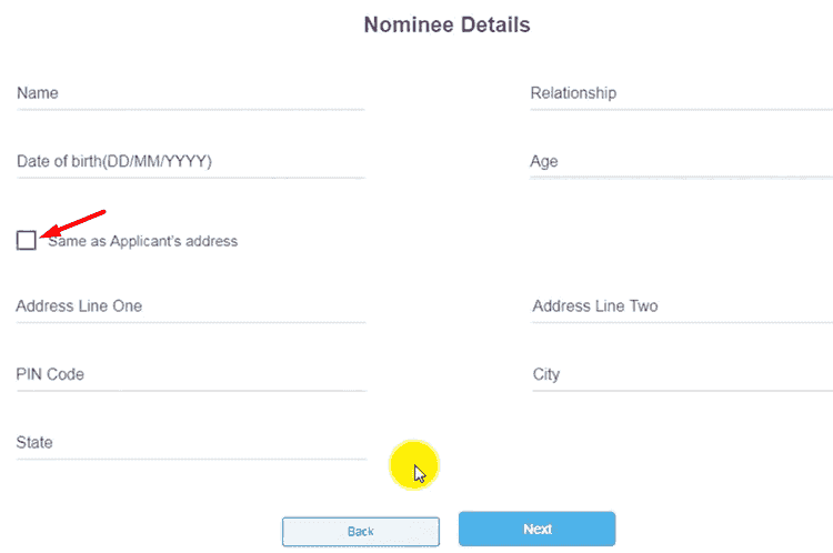 Nominee Details SBI Saving Account Online bank Khata Kaise Khole Hindi