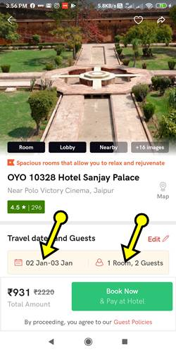 Oyo Room Se Hotel Book Kaise Kare