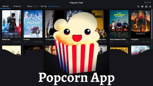 Popcorn App Movie Web series Download karne wala apps
