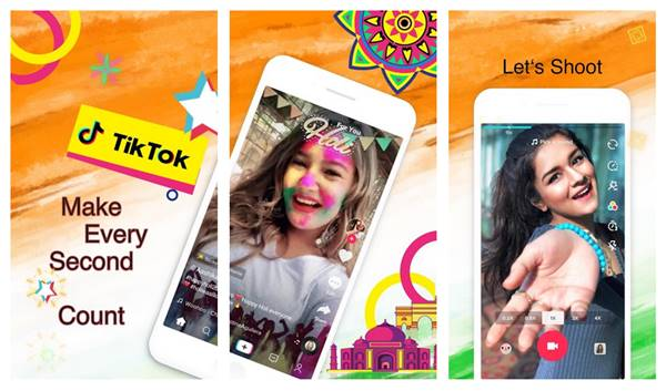 Tiktok Short Video Song maker Apps Download