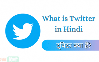 What is Twitter Kya hai Hindi