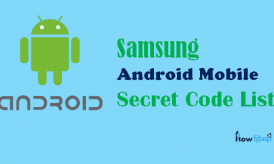 Samsung Mobile Secret Codes List in Hindi [Usefull Tricks]