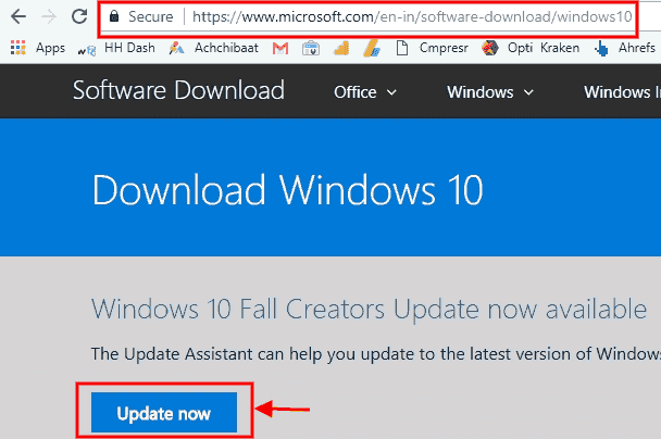Windows 10 Update Installing Problem Fix कैसे करें [5 Method]